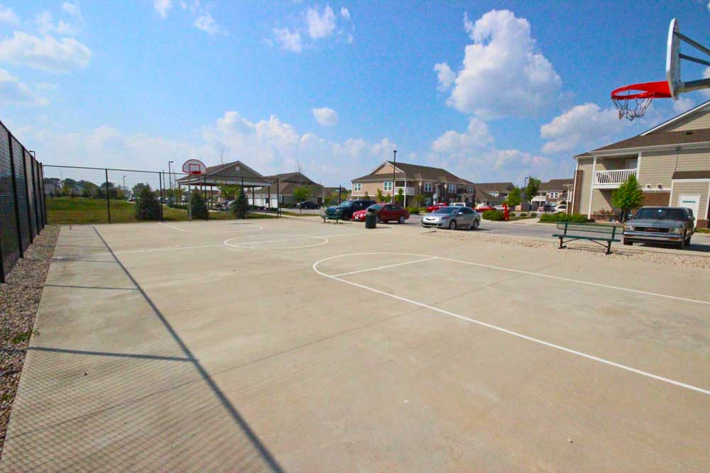 Community Basketball Court